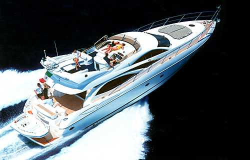 Sunseeker Manhattan 64 Croatia motor yacht charter