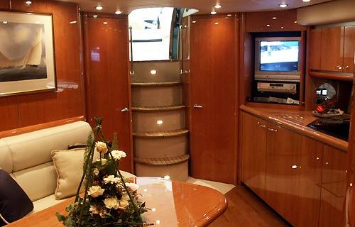 Sunseeker Predator 61 - Euro agent, motor yacht charter Croatia - Charter & ...