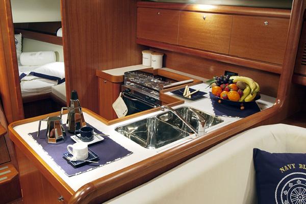 GRAND SOLEIL 45 croatia sailing yachts charter, sailingyacht charter croatia ...