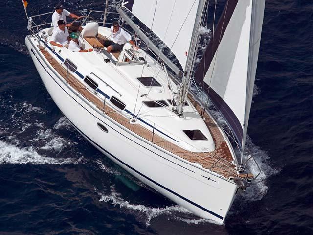 BAVARIA 33 croatia sailing yachts charter, sailingyacht charter croatia ...