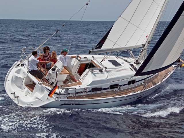 BAVARIA 42 croatia sailing yachts charter, sailingyacht charter croatia ...
