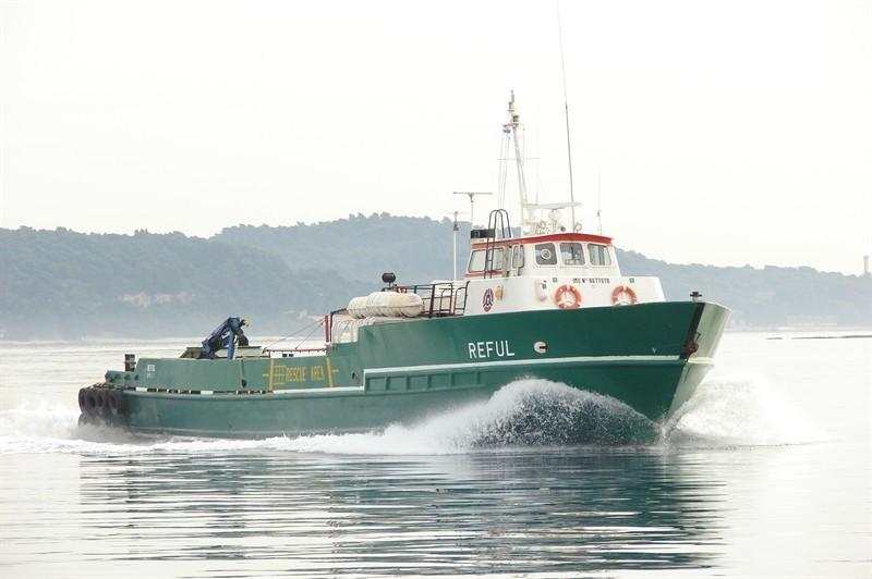 Offshore vessels in Croatia