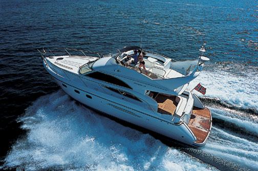 Princess 45 yacht charter Croatia - Euro agent, Croatia - Charter & Broker