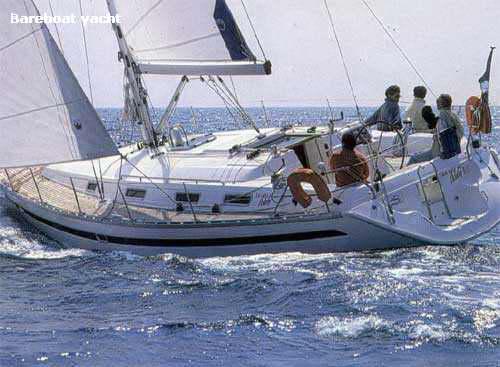 BAVARIA 41 croatia sailing yachts charter, sailingyacht charter croatia ...